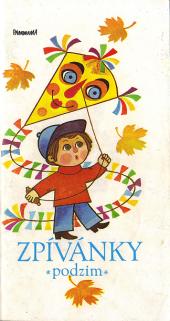 Zpívánky - Podzim obálka knihy