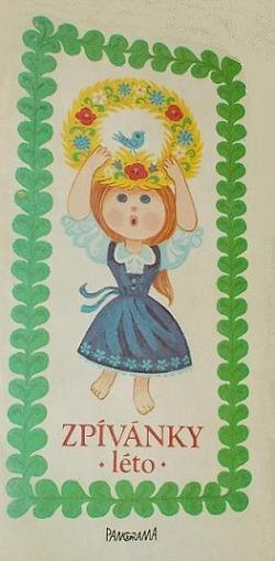 Zpívánky - Léto obálka knihy
