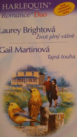Život plný vášně / Tajná touha obálka knihy
