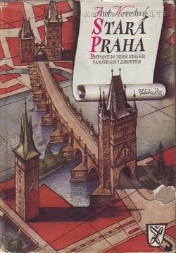 Stará Praha obálka knihy