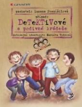 Detektivové a podivné krádeže obálka knihy