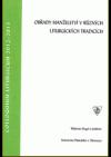 Obřady manželství v různých liturgických tradicích