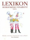 Lexikon moravského vinařství-část II.Slovácko