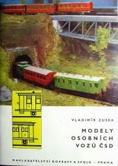 Modely osobních vozů ČSD