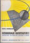 Fotobiologie architektury. I. díl, O světelně-technickém bádání v Sovětském svazu