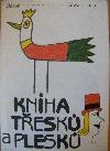 Kniha třesků a plesků obálka knihy
