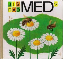 Jíš rád med? obálka knihy