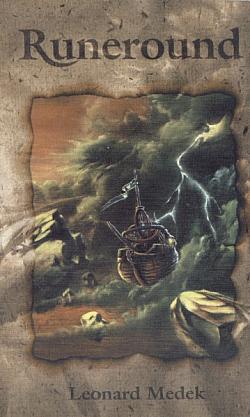 Runeround obálka knihy