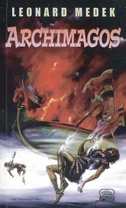 Archimagos obálka knihy