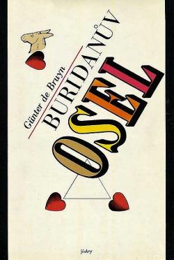 Buridanův osel obálka knihy