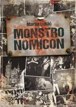 Monstronomicon obálka knihy