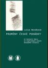 Proměny české pohádky