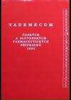 Vademecum českých a slovenských farmaceutických přípravků 1992