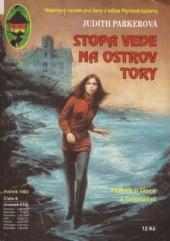 Stopa vede na ostrov Tory