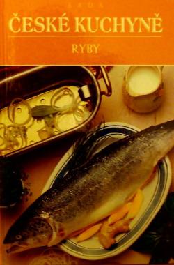České kuchyně - Ryby obálka knihy
