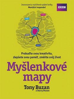 Myšlenkové mapy obálka knihy