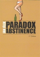 Paradox abstinence / Jolana obálka knihy