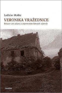Veronika vražednice obálka knihy
