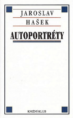 Autoportréty obálka knihy