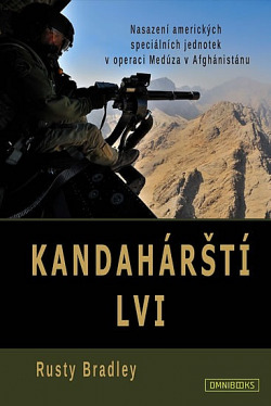 Kandahárští lvi obálka knihy