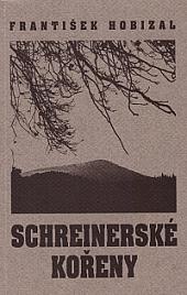 Schreinerské kořeny obálka knihy