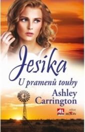 Jesika - U pramenů touhy obálka knihy