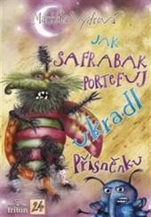 Jak Safrabak Portefuj ukradl Přísněnku obálka knihy