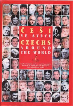 Češi ve světě - Czechs  Around The World obálka knihy