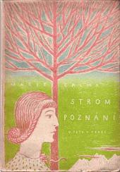 Strom poznání obálka knihy