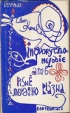 Lingvorytmomelodie aneb Písně moudrého blázna