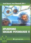 Aplikovaná sociální psychologie II