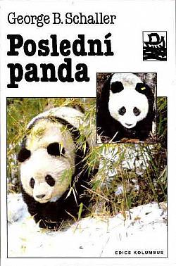 Poslední panda obálka knihy