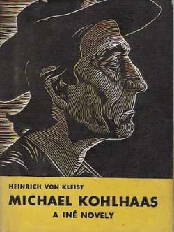 Michael Kohlhaas a iné novely obálka knihy