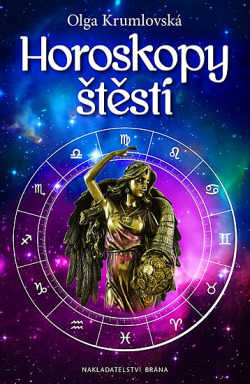 Horoskopy štěstí obálka knihy