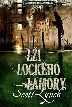 Lži Lockeho Lamory obálka knihy
