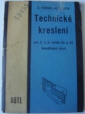 Technické kreslení pro 2. a 3. ročník OU a UŠ kovodělných oborů