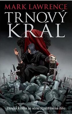 Trnový král obálka knihy