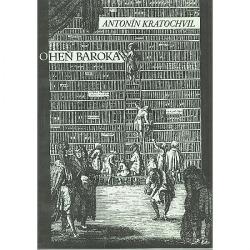Oheň baroka obálka knihy