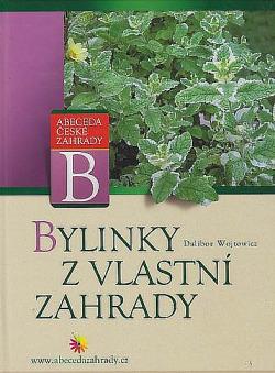Bylinky z vlastní zahrady obálka knihy
