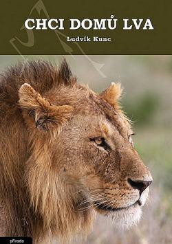 Chci domů lva obálka knihy