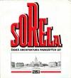 Sorela. Česká architektura padesátých let