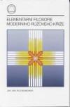 Elementární filosofie moderního Růžového Kříže obálka knihy
