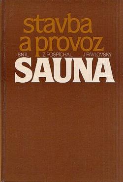 Stavba a provoz sauny obálka knihy