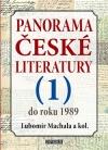 Panorama české literatury. 1, Do roku 1989