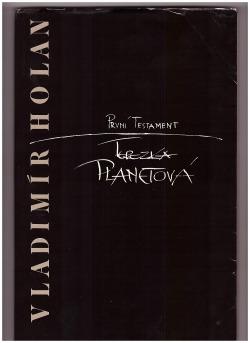 První Testament / Tereza Planetová obálka knihy
