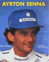 Ayrton Senna obálka knihy