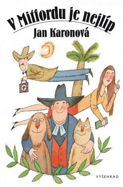 V Mitfordu je nejlíp obálka knihy