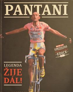 Marco Pantani - legenda žije dál obálka knihy