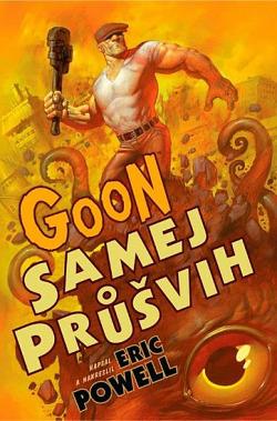 Goon #3: Samej průšvih obálka knihy
