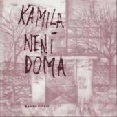 Kamila není doma obálka knihy